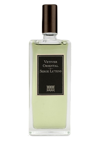 Serge Lutens Vetiver Oriental духи